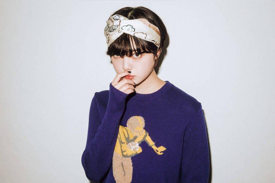 【平手友梨奈 】インタビュー初主演映画『響-HIBIKI-』のこと。  [with]