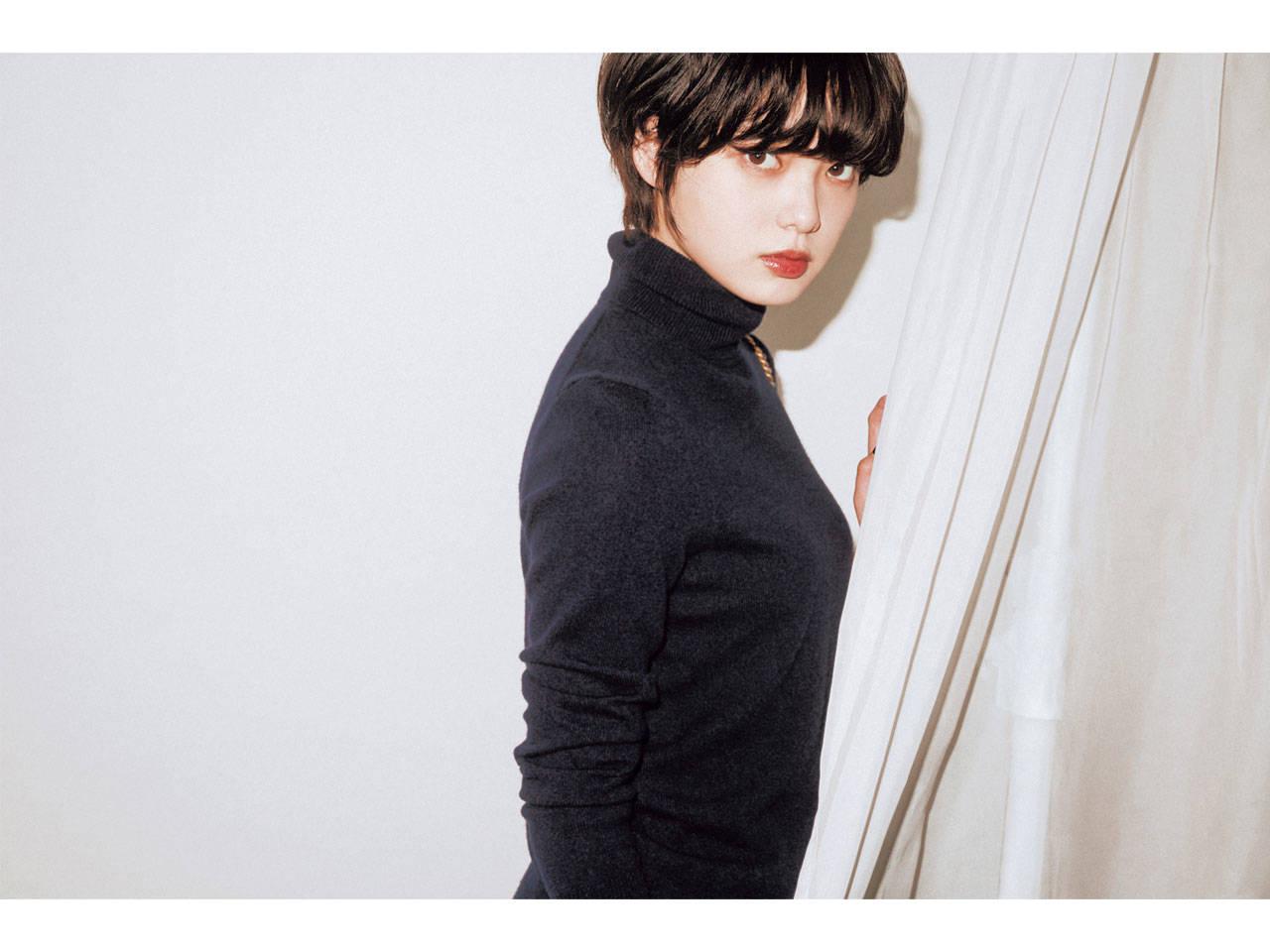【平手友梨奈 meets COACH】コーチの最新コレクションを纏う秋  [with]