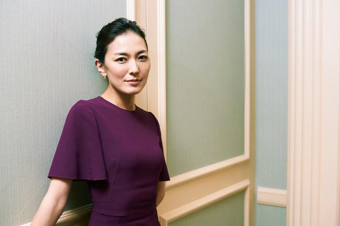 板谷由夏さんインタビュー「20代は女友達があまりいなかった」  [mi-mollet]