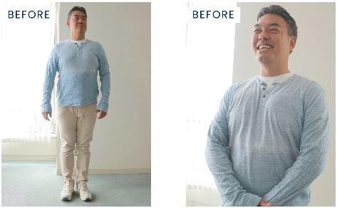 【夫をもっと素敵に】40代からの男性を元気に見せる休日ファッション [mi-mollet]
