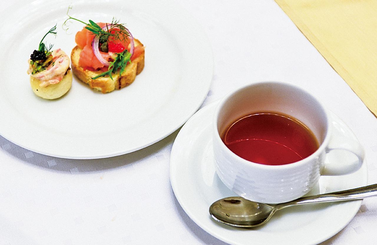 料理と紅茶の融合を楽しむ 「ティーペアリング」