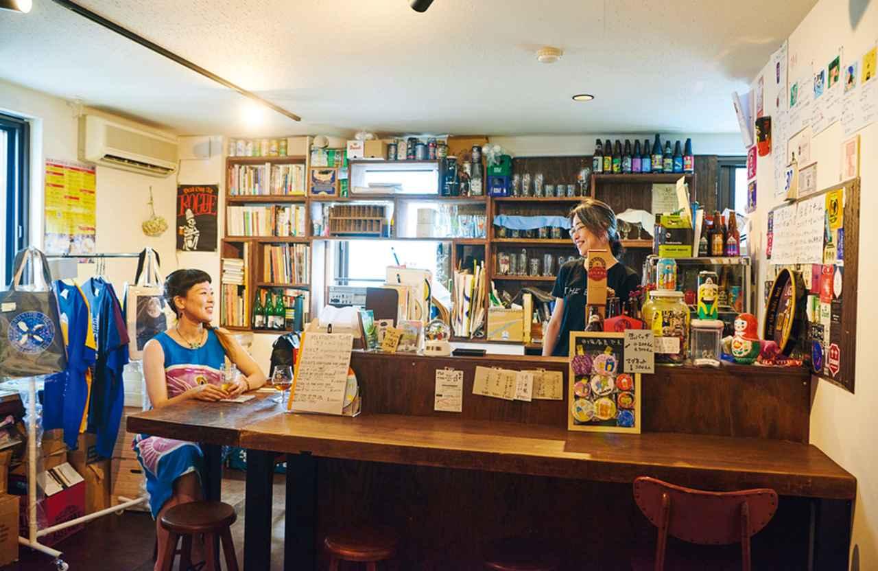 【ローカルと歩く】本との出会いとクラフトビール。1度で2度美味しい北海道 [FRaU]