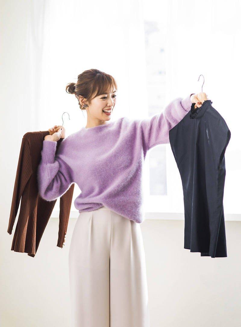 """9/30(SUN)◆明日の""""はじめまして服"""" 何着ていこうかな~♪"""
