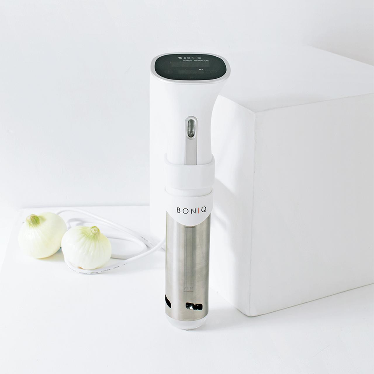 BONIQの低温調理器