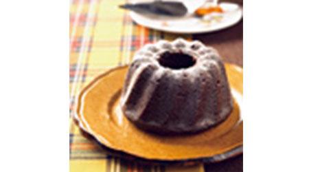 おすすめレシピ:ベジタブルバナナチョコレートケーキ